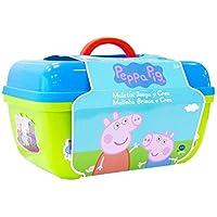 Peppa Pig - Maletín Juega y Crea (CIFE 40169)