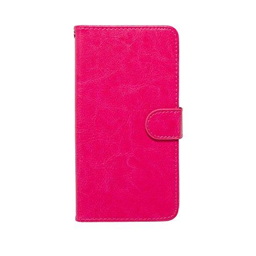 Flipcase Pink für Medion Life P5004