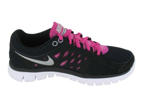 Nike Lady Flex 2013 RN Chaussure De Course à Pied Black
