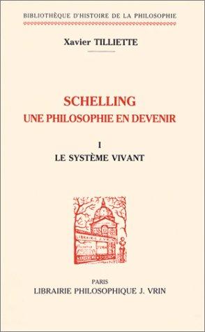 Schelling, Une philosophie en devenir (2 volumes)