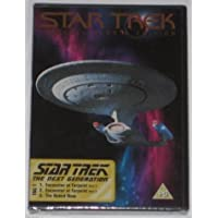 Star Trek The Next Generation - Collector's Edition - Encounter At Farpoint 1 & 2 / The Naked Now -
