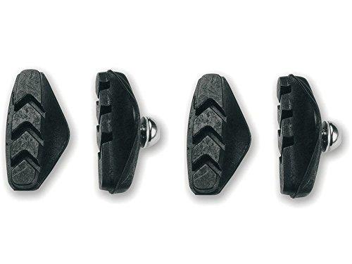 4er Set Rennrad Bremsbeläge Bremsbacken für Shimano 105 Bremsen