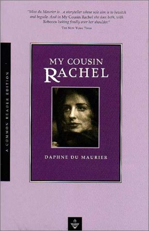 Book cover for My Cousin Rachel