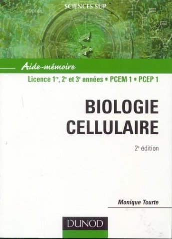 Aide-mmoire de biologie cellulaire