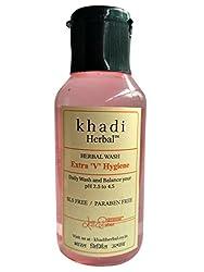 Khadi V Wash