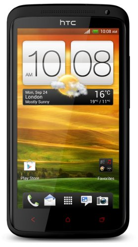 HTC One X+ 32GB Vodafone-Edition ohne Vertrag schwarz