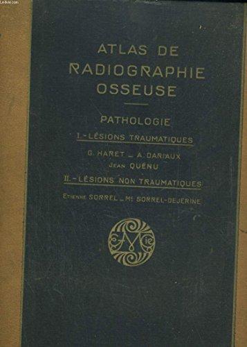 Atlas de radiographie osseuse