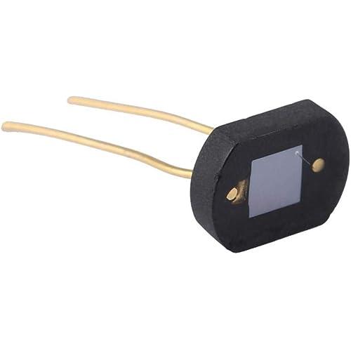 1 * Fotodiodo al silicio - Rilevatore di luce visibile Fotocellula al silicio Fotoresistore