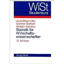 Statistik für Wirtschaftswissenschaftler