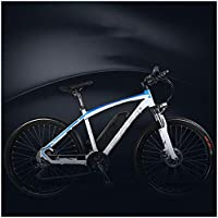 GTYW, Eléctrico, Plegable, Bicicleta, Montaña, Bicicleta, Ciclomotor Adulto, 26