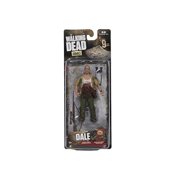 The Walking Dead Figura Exclusiva de Dale Horvath 14636 Series 9 2