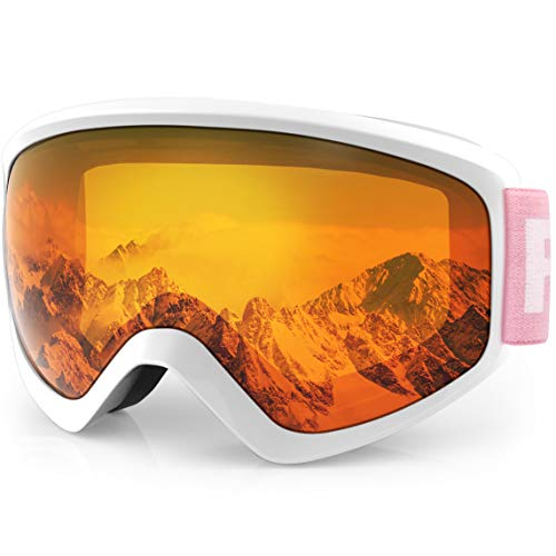 Findway Gafas Esqui Niño Mascara Esqui Niño Gafas
