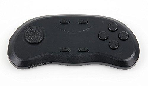 DURAGADGET Bluetooth-Controller Fernbedienung Gamepad für Samsung Galaxy J2 | J3 | J5 | J7 | J7 Max...