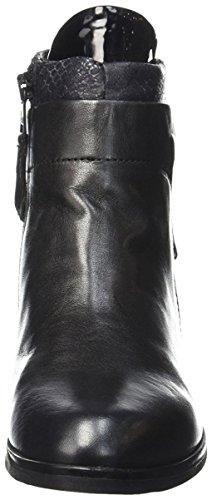 Mjus Ladies Pannello Ankle Boot Nero