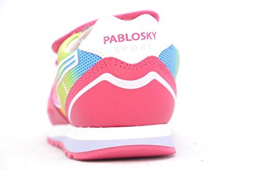 Pablosky , Mädchen Fitnessschuhe Magenta