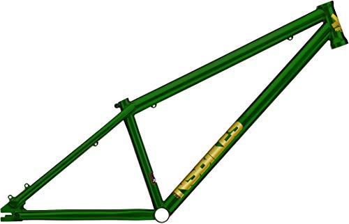 NS Bikes Suburban Dirt Frame Trans Green 2017 Rahmen -