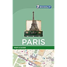 Michelin Paris Map & Guide by Michelin Travel & Lifestyle (2016-02-07)