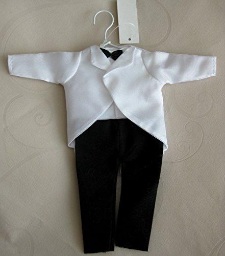 Braut Geld-beutel (Bräutigam Anzug mit Beutel für Geldgeschenk Hochzeit Heirat Eheleute Geld)