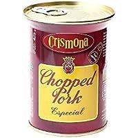 Chopped Pork Especial Crismona Lata Abre Fácil 425 g [Pack 2 ud x 425 g]
