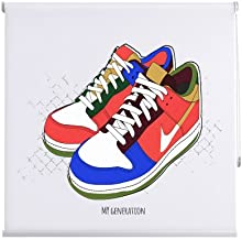 Comprar CORTINADECOR - Estor enrollable juvenil my generation con zapatillas multicolor shoes 3