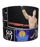 DELPH DESIGN LIGHTING LTD 12 Inch WWE Wrestlemania John Cena Themed Lampshade For A Ceiling Light