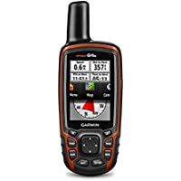 Garmin - GPSMAP 64s - GPS de randonnée - Système GPS & Glonass - Orange