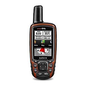 gps maps: Garmin GPSMAP 64s - Navegador GPS MicroSD, negro (importado)