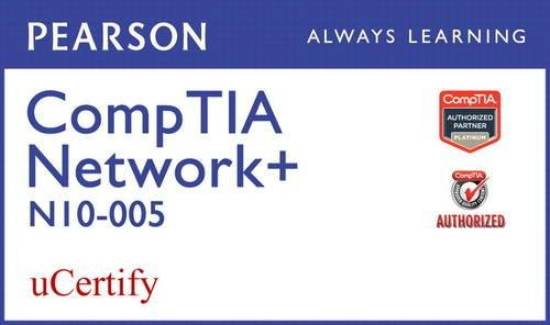 CompTIA Network+ N10-005 Pearson uCertify Course Student Access Card por Kevin Wallace