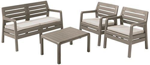 allibert-by-keter-delano-4-seater-set-outdoor-garden-furniture-cappuccino-with-sand-cushions