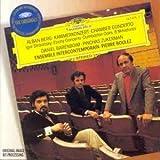 Berg: Chamber Concerto - Stravinsky: Ebony Concerto, Dumbarton Oaks, 8 Miniatures (DG The Originals)