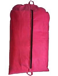 Pink Suit Cover Garment Bag Clothes Cover Bag