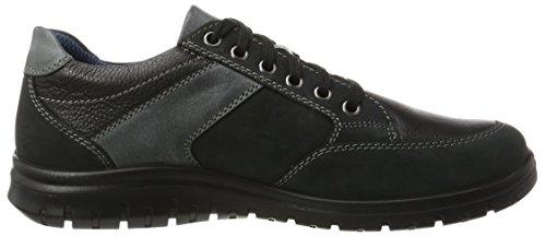JOMOS Herren Sneaker 423301-136-000 TOURING noir schwarz