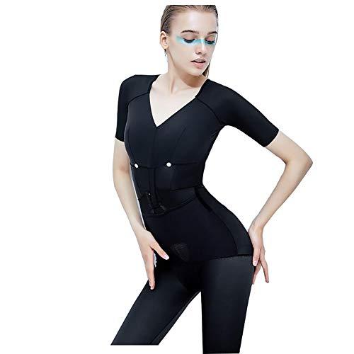 Unbekannt Damen Volle Slips Bauch Kontrollieren Sie die Formgebung Figurbetonter Unterkleiderrock, der Leibchen abnimmt Nahtlos Shapewear,B,XL -
