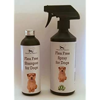 **free shipping** app 100% natural flea & tick spray for dogs (500ml spray & 250ml shampoo) **FREE SHIPPING** APP 100% NATURAL FLEA & TICK SPRAY FOR DOGS (500ml Spray & 250ml Shampoo) 410ARBKg99L