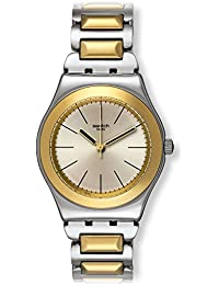 Swatch Analogue Stainless steel Women's Watch YLS181G
