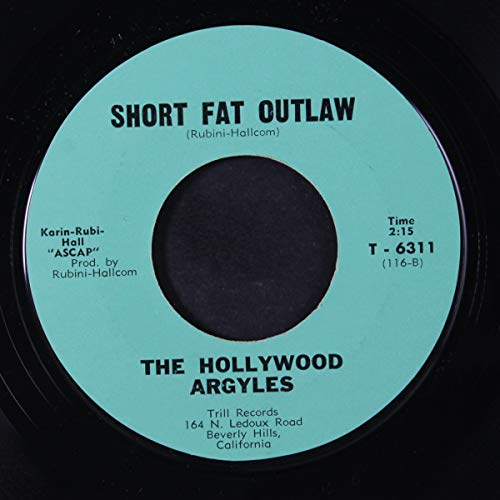 short fat outlaw 45 rpm single - Argyle Shorts