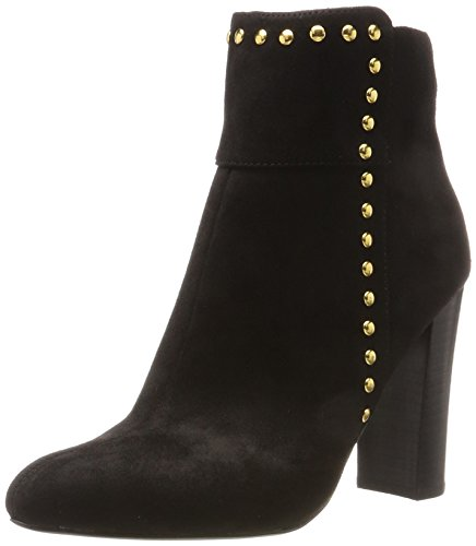 Buffalo Shoes Damen RK 1607-049-S Imi Suede Stiefel, Schwarz (Black 01), 38 EU