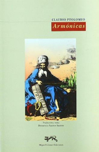 Armónicas por Claudio Ptolomeo