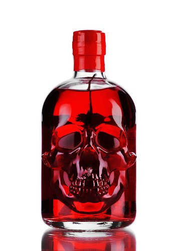 Absinth Red Chilli Head  -  50cl