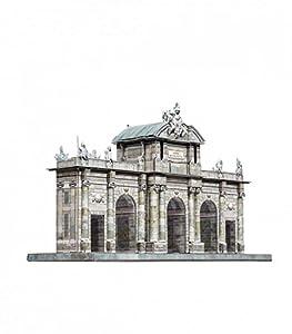 CLEVER PAPER- Puzzles 3D Puerta de Alcalá, Madrid (14353)