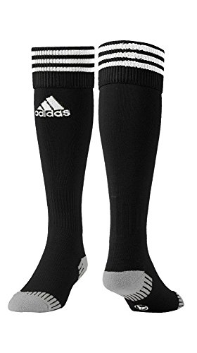 adidas Men's Adisock 12, - Black/White, Size 37-39, Single Pair
