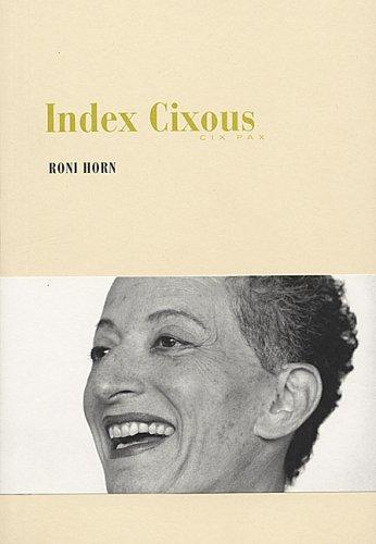 Index Cixous : Cix Pax