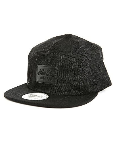 NEW ERA - - Homme - 5 Panels Denim Wool Cap Anthracite pour homme -