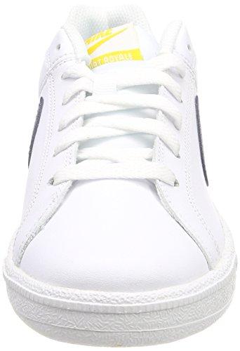 Nike Herren Court Royale Tennisschuhe Mehrfarbig (Whitelight Carbonvivid Sulfu 105)