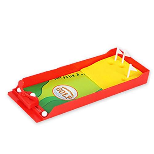 Luckiests Lustige Basketball-Desktop Ejection Contest Mini Fußball Eishockey Golf Schießen Spiel Finger Spielzeug Assembled