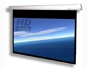 16:9 Ecran de projection électrique Design 260 x 146