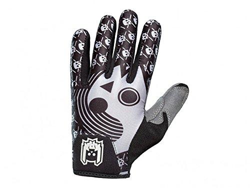 FIST Handschuhe BMX Downhill Fahrradhandschuhe KRK verschiedene Farben, Farbe:Schwarz;Grösse:XL