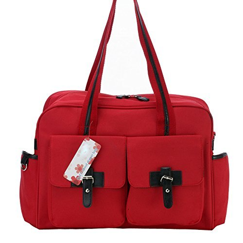 landuo-bolso-cambiador-bandolera-4-colores-rojo-rosso
