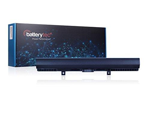 Batterytec® Batteria per TOSHIBA Satellite L50-B L50D-B C55-C C55D-C C70-C C70D-C Series, TOSHIBA PA5184U-1BRS PA5185U-1BRS PA5186U-1BRS PA5195U-1BRS. [14.4V 2200mAh, 12 mesi garanzia]