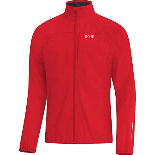 GORE Wear R3 Herren Jacke GORE-TEX, S, Rot